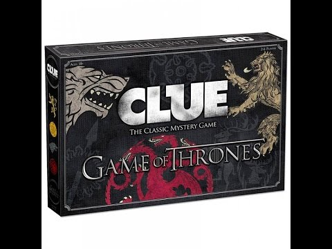 Live Game of Thrones Clue and Epic Spell Wars of the Battle Wizards