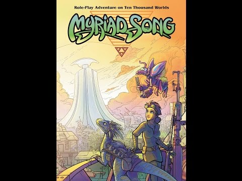 Live Myriad Song Rated RPG