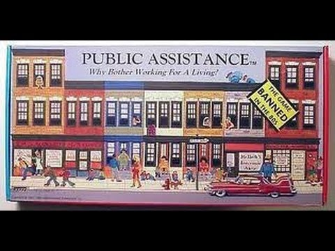PUBLIC ASSISTANCE AND JUDGE FOR YOURSELF