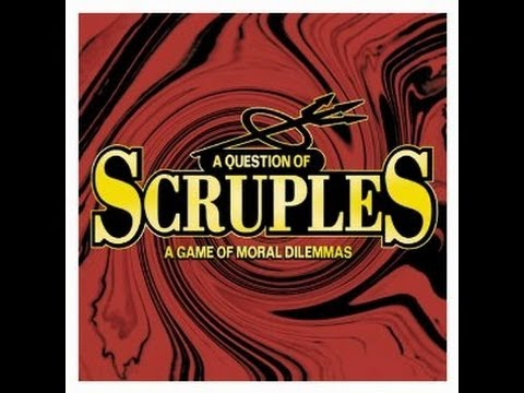 LABOR DAY LIVE - SOCIAL SKILLS GAME AND SCRUPLES