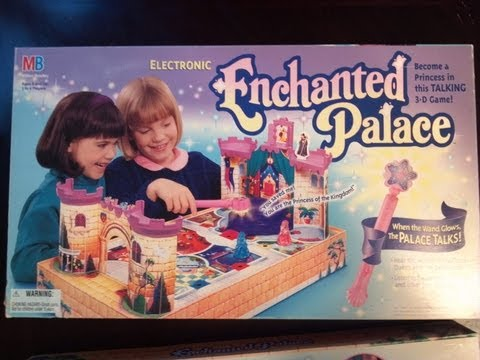 ENCHANTED PALACE AND THE CHILD AWARENESS GAME