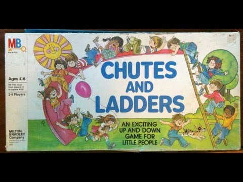CHUTES AND LADDERS AND SAFETYVILLE