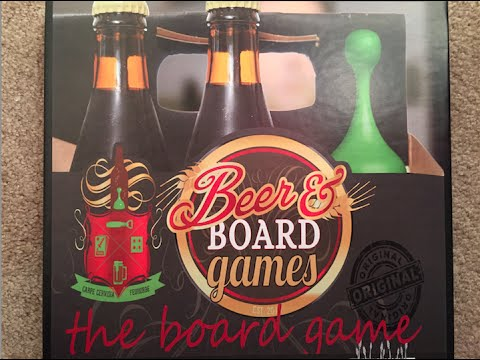Live Beer and Board Games The Game and It's A Wonderful Life
