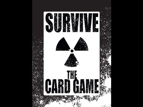 Live Danger Expansion and Survive the Card Game