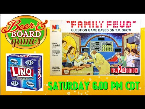 Live LINQ + Family Feud