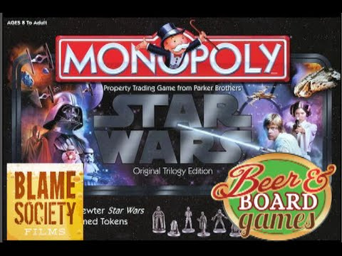 FREE Live Star Wars Monopoly, Suddenly Drunk, and Dick