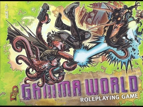 RATED RPG - LIVE GAMMA WORLD PT 1