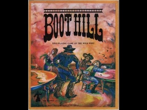 Live Boot Hill (Western RPG)