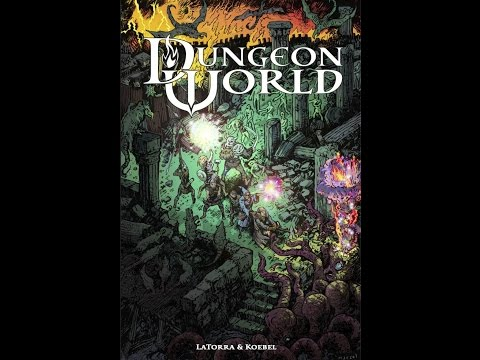 LIVE DUNGEON WORLD RPG (with GSP's Emre and Aaron)