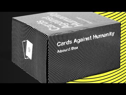 Live Sinonyms and Cards Against Humanity Absurd Box on Saturday Dec 15th at 6pm CST