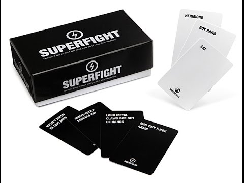 Live Mr. Game and SuperFight!