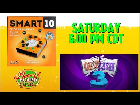 Live Smart 10 + Quiplash 3