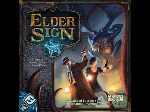 Live Elder Sign and Don't Panic