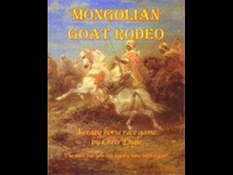MONGOLIAN GOAT RODEO AND MAN BITES DOG