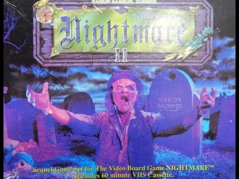 Live Drunkquest Wastedlands + Nightmare 2 VCR Game