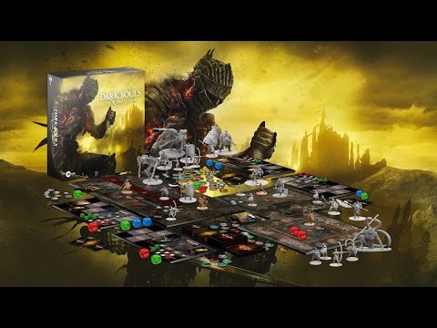 Live Dark Souls The Board Game + Give Me The Brain + The M.U.S.C.L.E. Mega-Match Game