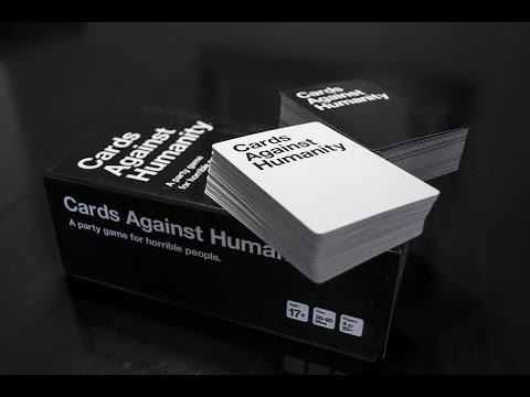Live Cards Against Humanity XMAS and Our Favorite Games