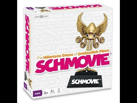 SCHMOVIE AND ULTIMATE BATTLE