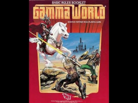 Live Gamma World Pt 2 - Rated RPG