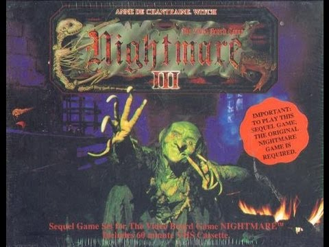 NIGHTMARE 3 AND HALLOWEEN GAMES