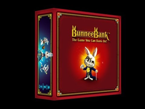 Bunnee Bank + Beasts of Balance Battles