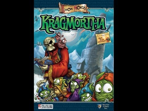 KRAGMORTHA AND KLONDIKE BAR GAME