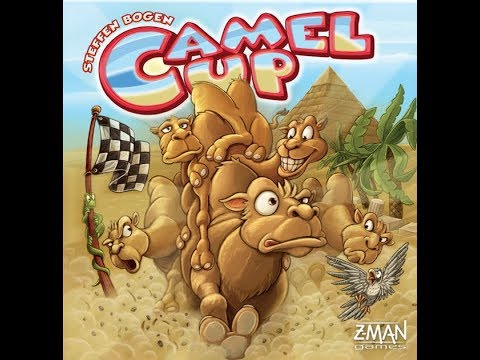 Live Camel Up + Doggie Doo + Shark Bite + Hooplastac