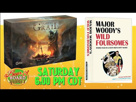 Live Tainted Grail The Fall of Avalon + Icebreakers For Vikings