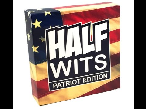 Live Half Wits: Patriot and Quick and Dirty on October 21st at 6pm CST