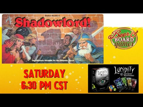 Live Shadowlord! and Lucidity Six-sided Nightmares