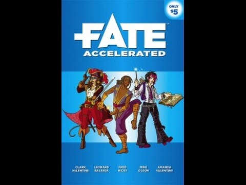 Live Fate - Rated RPG